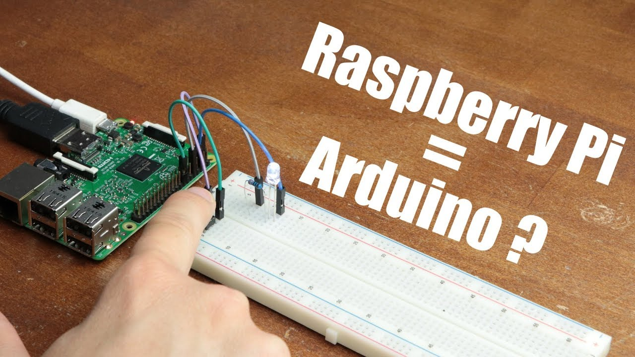 Can A Raspberry Pi Be Used As An Arduino Rpi Gpio Programming Wiringpi Encoder Guide 101