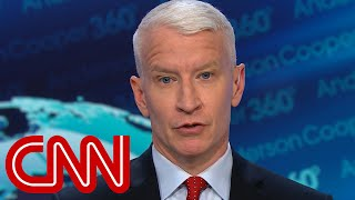 Anderson Cooper shuts down Donald Trump Jr.