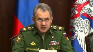 Путин командует операцией в Сирии  ИГИЛ увидел как выглядит АД ЖЕСТЬ 2016
