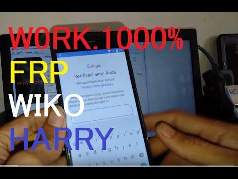 cara-bypass-frp-wiko-harry