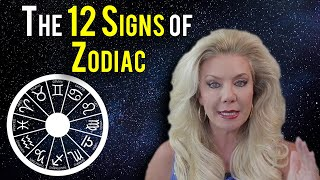 Meanings of all 12 Signs: