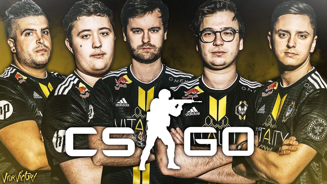 CSGO : Vitality dévoile sa première équipe Millenium