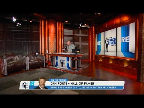 CBS NFL Analyst Dan Fouts Talks Chargers To L.A., NFL Playoffs & More - 1/12/17