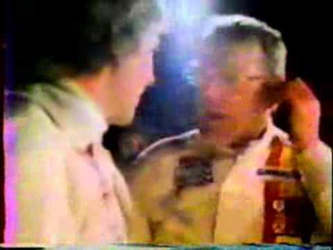 Bob Tullius - Group 44 - Triumph TR8 - Sebring Belongs To The Eagles