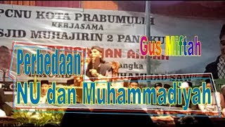 Perbedaan NU Dan Muhammadiyah Gus Miftah | Prabumulih, Sumatera Selatan