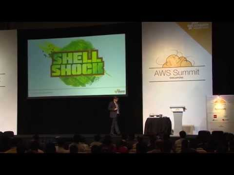 AWS Summits 2015 | Singapore - Using Security to Build with Confidence in AWS