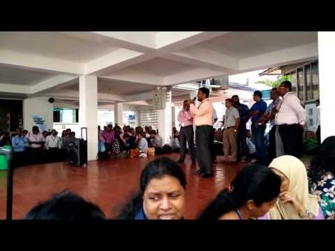SLT Sri Lanka Telecom Brothers and Sisters in a victorious battle @ SLT HQ_2017_01_05#6