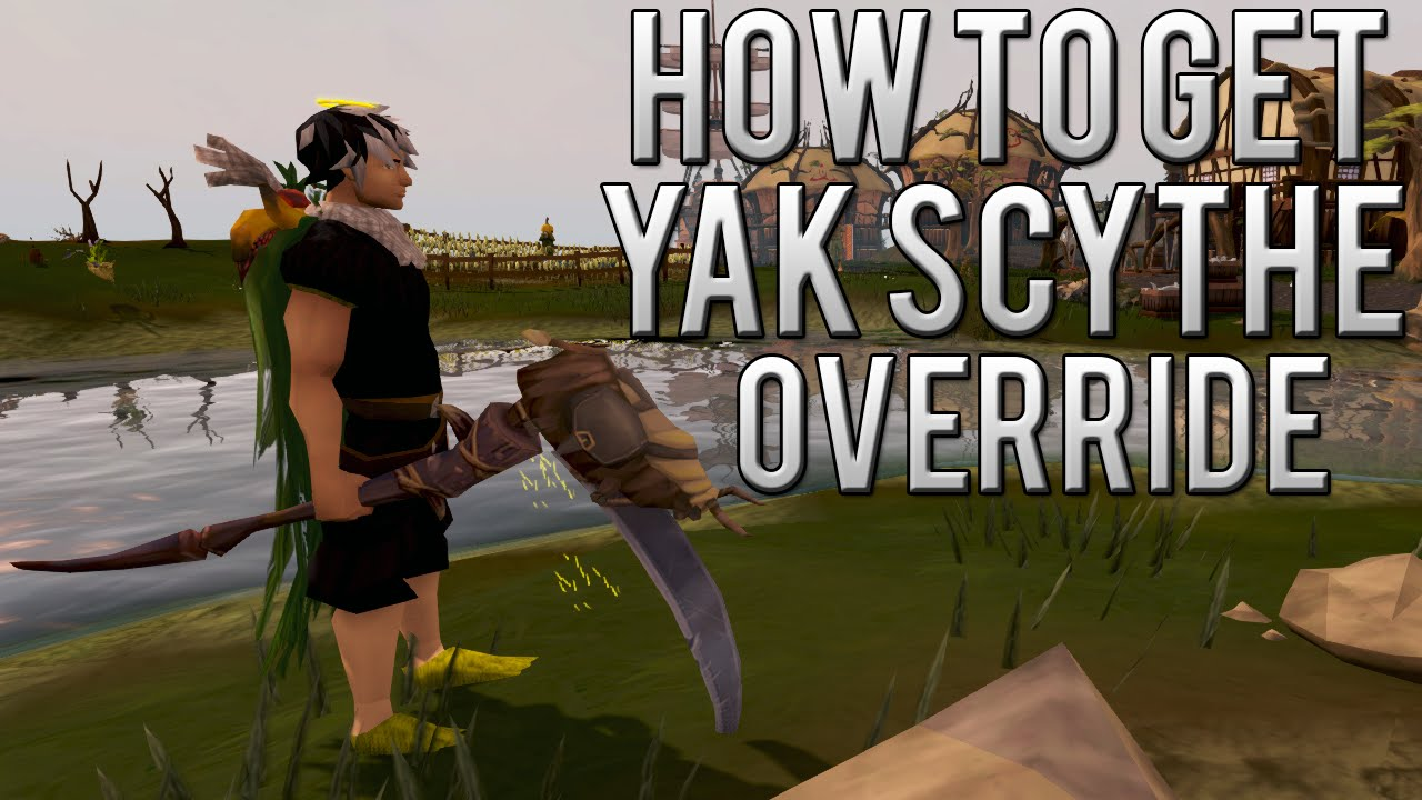 how to get a scythe rs3