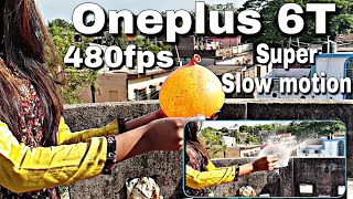 Oneplus 6T Super Slow Motion Video Quality Test