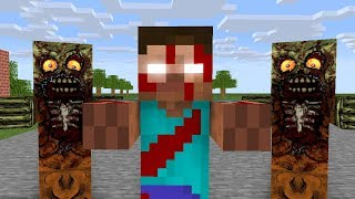 Monster School : HEROBRINE ZOMBIE APOCALYPSE Challenge - Minecraft Animation