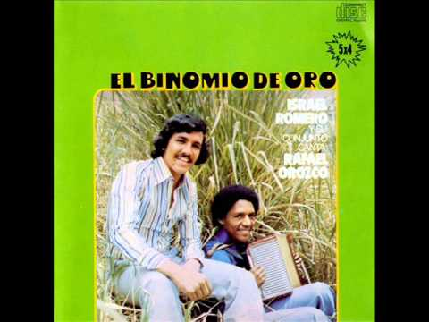 RAFAEL OROZCO ISRAEL ROMERO ALBUM EL BINOMIO DE ORO [1976]