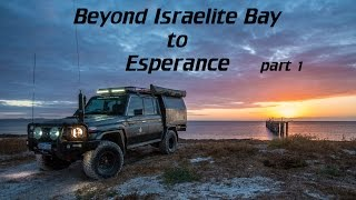 Epic adventure off road, Israelite bay (part 1)