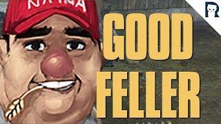 GOOD FELLER Lirik Stream Highlights 98