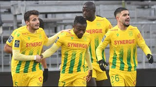 Brest 1 4 Nantes France Ligue One All goals and highlights 02 05 2021