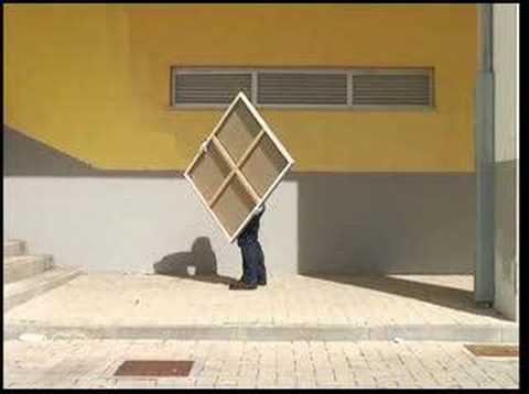 Paredes falsas youtube - Como alicatar una pared ...