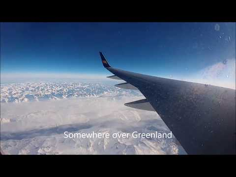 Icelandair flight 853 KEF-ORD Boeing 757-200 Trip report