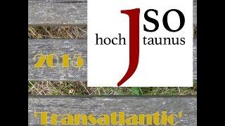 JSO Hochtaunus plays: Konzert f. Violoncello h-moll op. 104 (2015) (Dvorák)