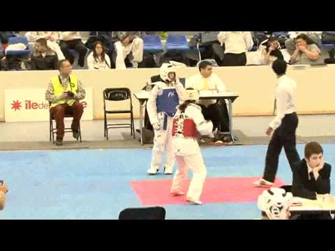 CF 44KG 2emi Jade WANG vs Audrey FISCHER