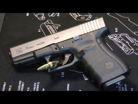 Holster to Nightstand to Range - Glock 19 Gen 4