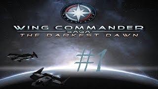 Let´s Play: Wing Commander Saga #1 (Willkommen im Oberan System)
