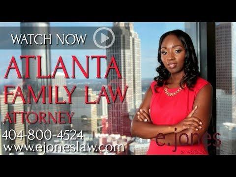 Meet Attorney Ellaretha Coleman   Family Law   E. Jones & Associates   Atlanta GA