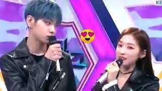 SOOBIN X ARIN MC Music Bank Moments 2020 수빈과 아린의 순간 2020 (Pa…