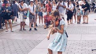 Hallelujah - People were AMAZED - Karolina Protsenko - Violin and Piano