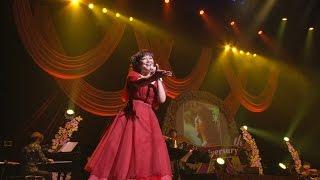 岩崎宏美 デビュー40周年記念コンサート DVD & Blu-ray 「40周年感謝祭 ...