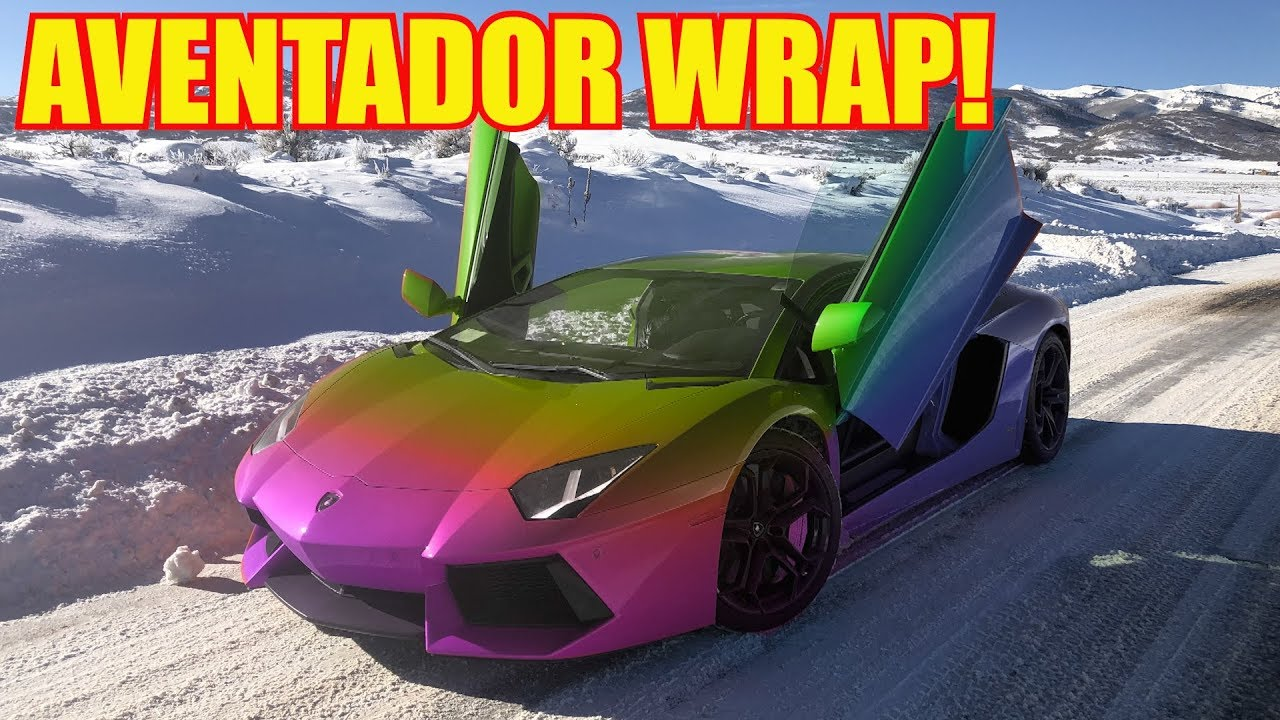 Introducing My Aventador 2 0 Youtube