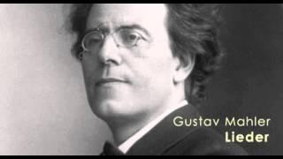 Mahler; Kindertotenlieder, 5. In diesem Wetter, in diesem Braus.wmv