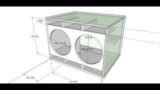 PLAN 40HZ 18INCH SUBWOOFER BASS REFLEX screenshot 5