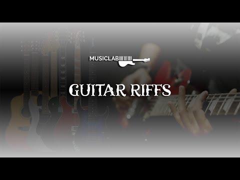 Guitar Riffs. Part 4