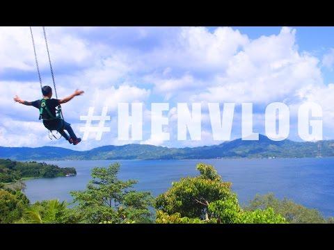 KOTA TONDANO SULAWESI UTARA #HENVLOG