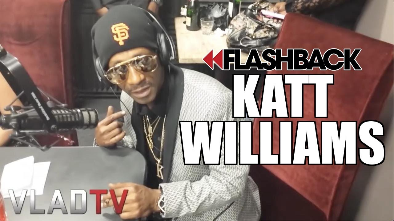 "Katt Williams: I Started Out Doing ""White"" Comedy (Flashback)"