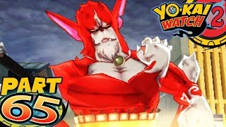 Rubeus J Boss Battle - Yo-Kai Watch 2 Bony Spirits and Fleshy Souls Part 65