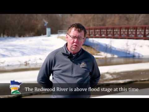 03 21 2019 Marshall, MN Flooding Update from Mayor Bob Byrnes