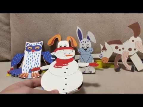Барни рф новогодняя мастерская как сделать зайца фото 685