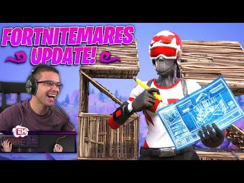 NEW Halloween Update FIXED Building In Fortnite!
