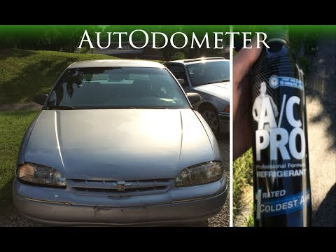 how to add refrigerant to chevy 1997 chevy lumina youtube how to add refrigerant to chevy 1997 chevy lumina