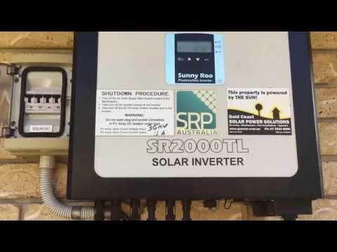 Sunny Roo, Sunna or Effekta Solar Inverter AL14 Fault / Error Code