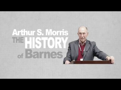 The History of Barnes by Art Morris