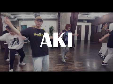 【DANCEWORKS】AKI | HIPHOP 振付 CLASS