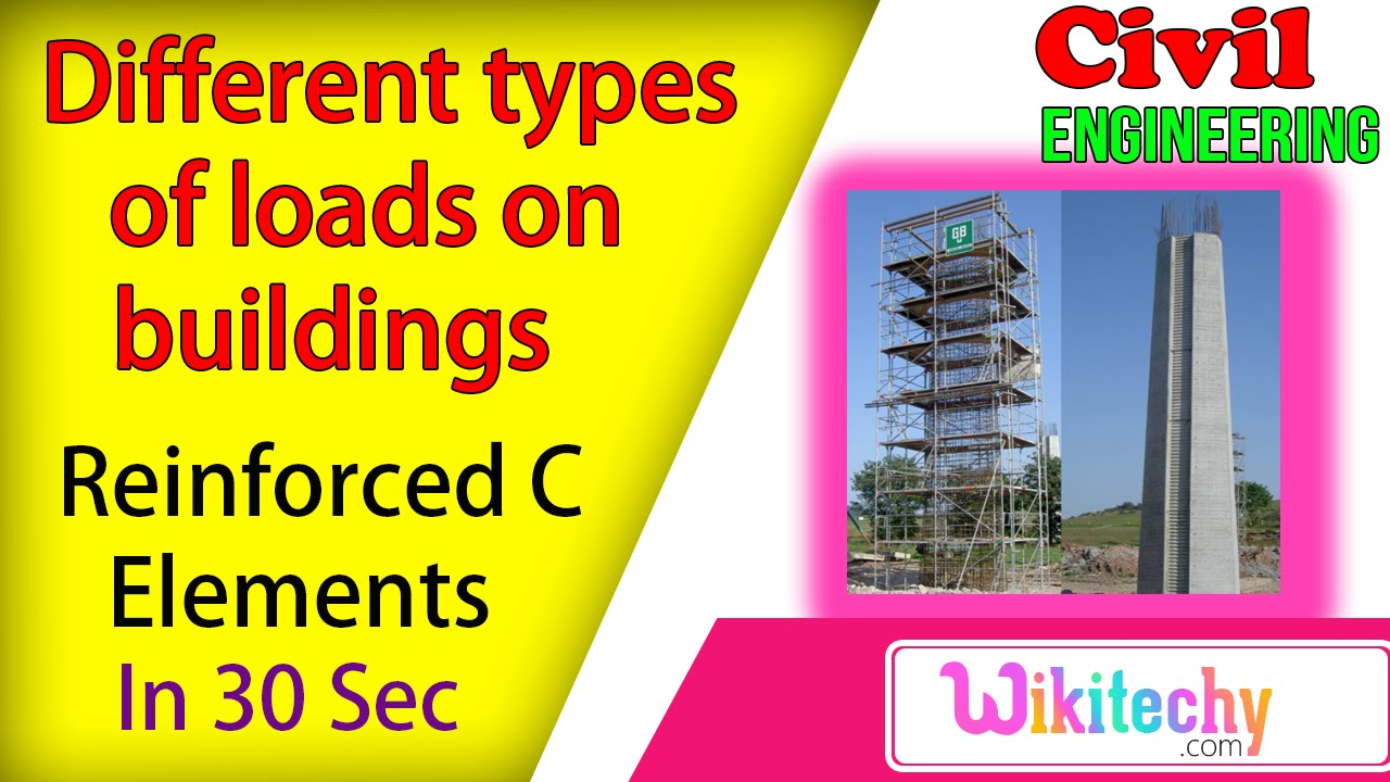different types of loads on buildings reinforced concrete different types of loads on buildings reinforced concrete interview questions