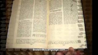 Italian Bible - La Sacra Bibbia Versione Riveduta