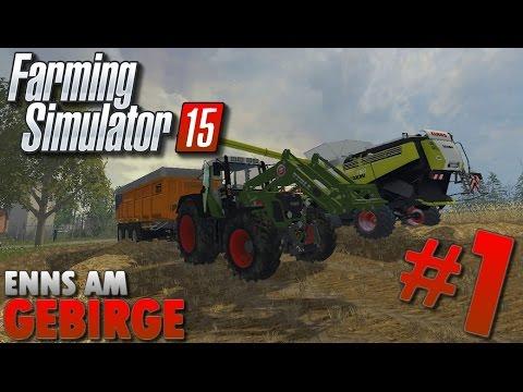 Farming Simulator 2015   Enns Am Gebirge #1 : Présentation des mods !