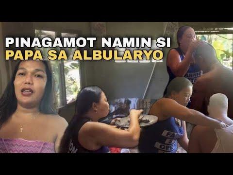 Download Pinagamot namin si papa sa abularyo❤️|traditional way in province|countryside life jasaan