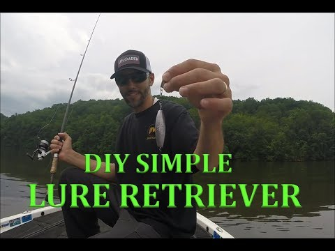 DIY Simple Lure Retriever