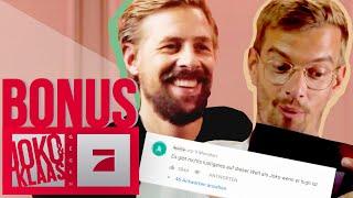 Fvcking Maschine! Joko & Klaas kommentieren Kommentare | BONUSCLIP | Joko & Klaas gegen ProSieben