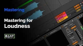 Mastering for loudness [ course trailer ]