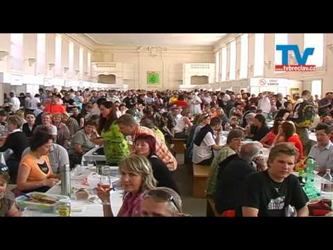 Guinessův rekord - Valtické vinné trhy 2009 - 2.část